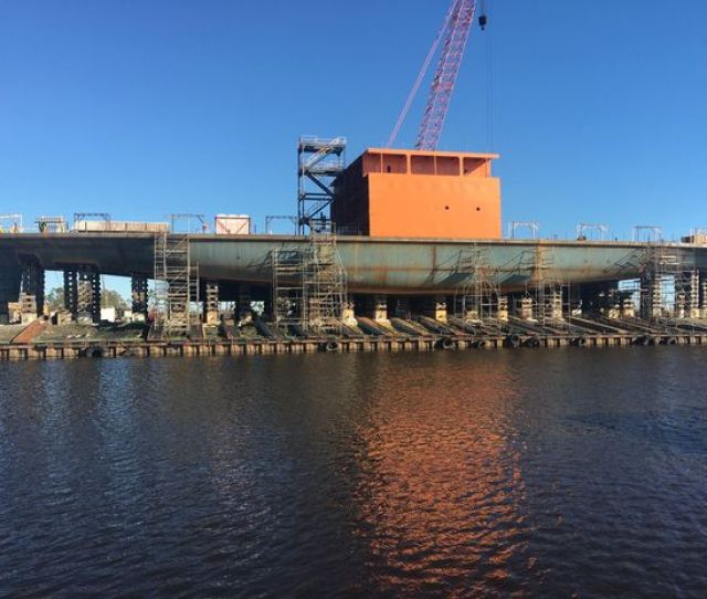 The Dot Has Provided Updated Construction Photos Of The New Staten Island Ferry Boats