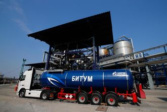 Битум дорожный нефтяной ГОСТ, цена на вязкий дорожный битум