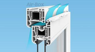 Приточная вентиляция - Air-box Comfort