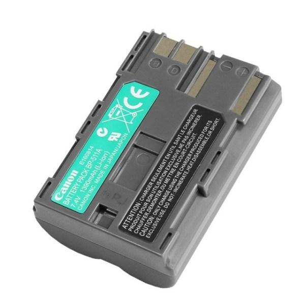 Аккумулятор BP-511A для фото/видеокамер Canon