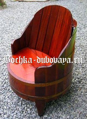 Детское кресло из бочки quotАврораquot