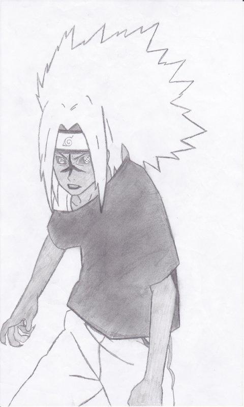 Dessin Manga Sasuke Kapokto