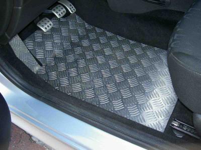 tapis de sol aluminium enredada