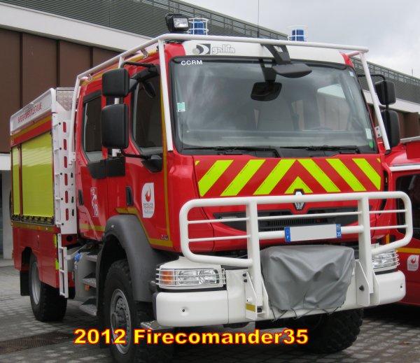Sapeurs Pompiers DIlle Et Vilaine Dfil 14 Juillet