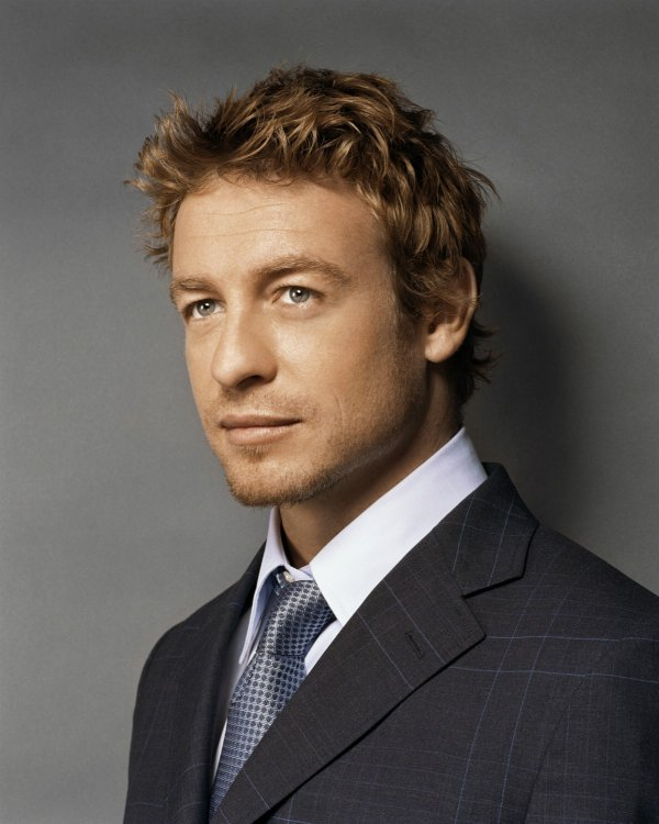 Simon Baker Plus Jeune The Mentalist