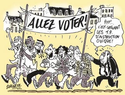 Dimanche Il Faut Voter Suite De Gygyn Blog De Mamie