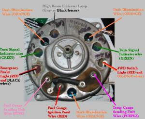 1979 Jeep Cj7 Wiring Diagram For Lights | Wiring Diagram And Schematics