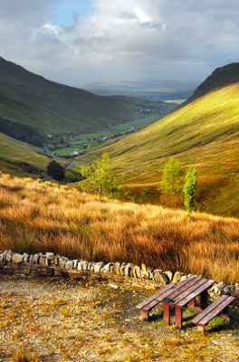 Ireland: Doneagl National Park