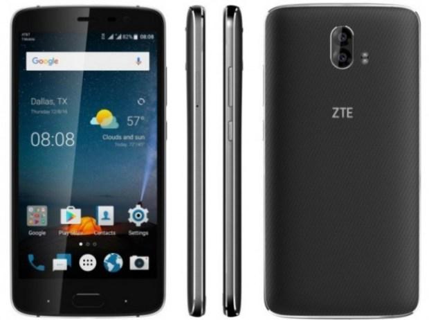 Смартфон ZTE Blade V8 готов к анонсу на CES 2017