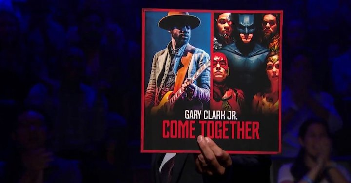 gary-clark-jr-come-together-justice-league-live