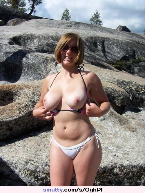Flash bikini pussy Pussy