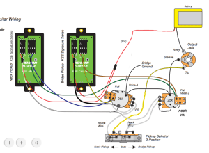 Help needed! Wiring schematic for Fishman KSE set