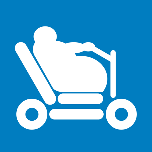 The New Handicapped Symbol