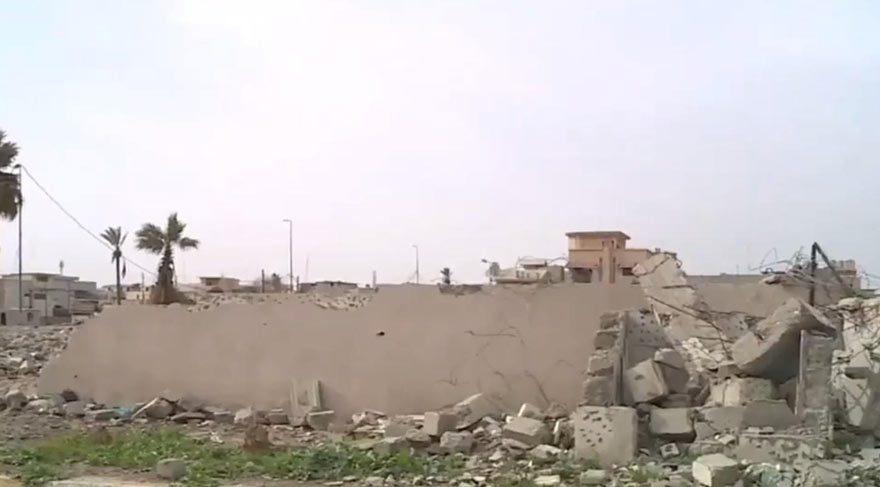 IŞİD'den geri alınan Musul Başkonsolosluğu'nun son hali