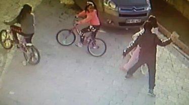 9 yaşında kıza vurdu