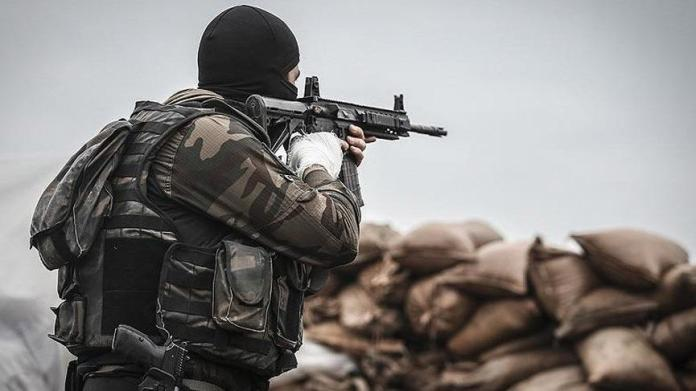 Medya kod adlı PKK'lı terörist öldürüldü