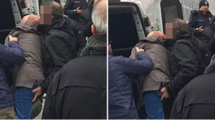 Ankara Emniyet Müdürlüğü'nden 'polis tacizi' açıklaması