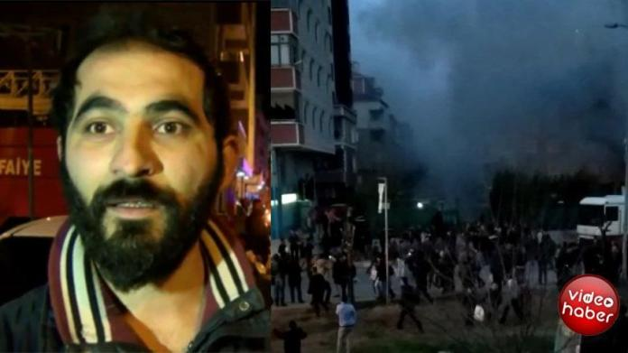 İstanbul Çekmeköy'de düşen askeri helikopter kazasının görgü tanığı konuştu