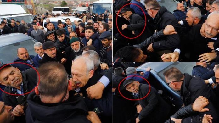 Son dakika: Kılıçdaroğlu'na yumruk atan Osman Sarıgün'e destek ziyareti