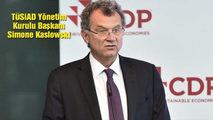Son Dakika... TÜSİAD'dan YSK'nın İstanbul kararına ilişkin açıklama