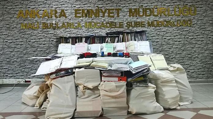 Ankara'da büyük operasyon: 24 gözaltı