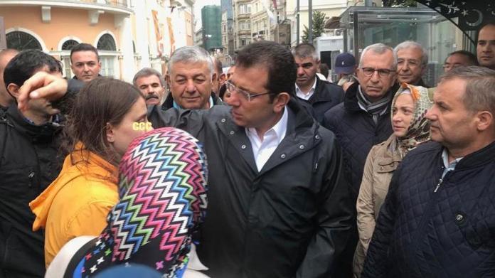 İmamoğlu, Halit'in acılı ailesini yalnız bırakmadı