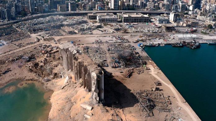 Lübnan'daki patlamaya ilişkin kafa karıştıran açıklama: Roket ya da bomba olabilir
