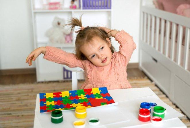Otizm çocuklarda nasıl ayrım edilir 21
