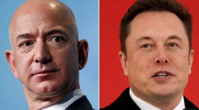Bezos ve Musk'ın milyar dolarlık savaşı: NASA Ay görevi için SpaceX'i seçti - Teknolojiden Son Dakika Haberler