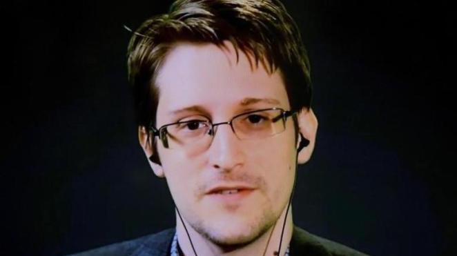 Edward Snowden ilk NFT'sini 5 milyon dolara satışa sundu