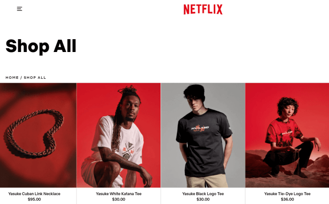 Netflix'ten e-ticaret hamlesi - Teknolojiden Son Dakika Haberler 14