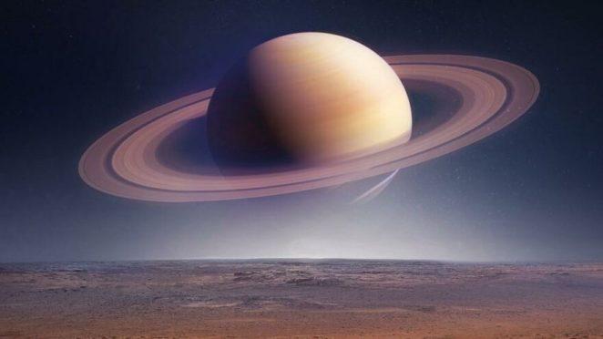 Satürn bugün Dünya'dan gözle görülebilecek