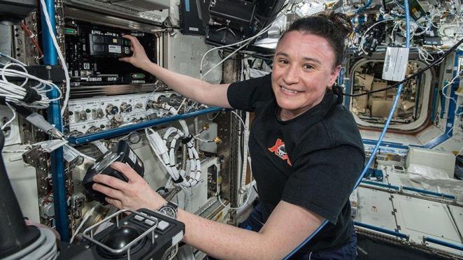 Rusya'dan ağır suçlama: NASA astronotu uzay istasyonunda delik açtı