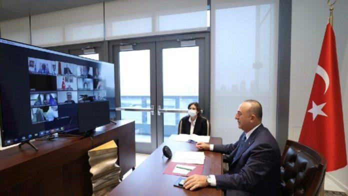 Çavuşoğlu, New York'ta en az gelişmiş ülkeler toplantısına katıldı