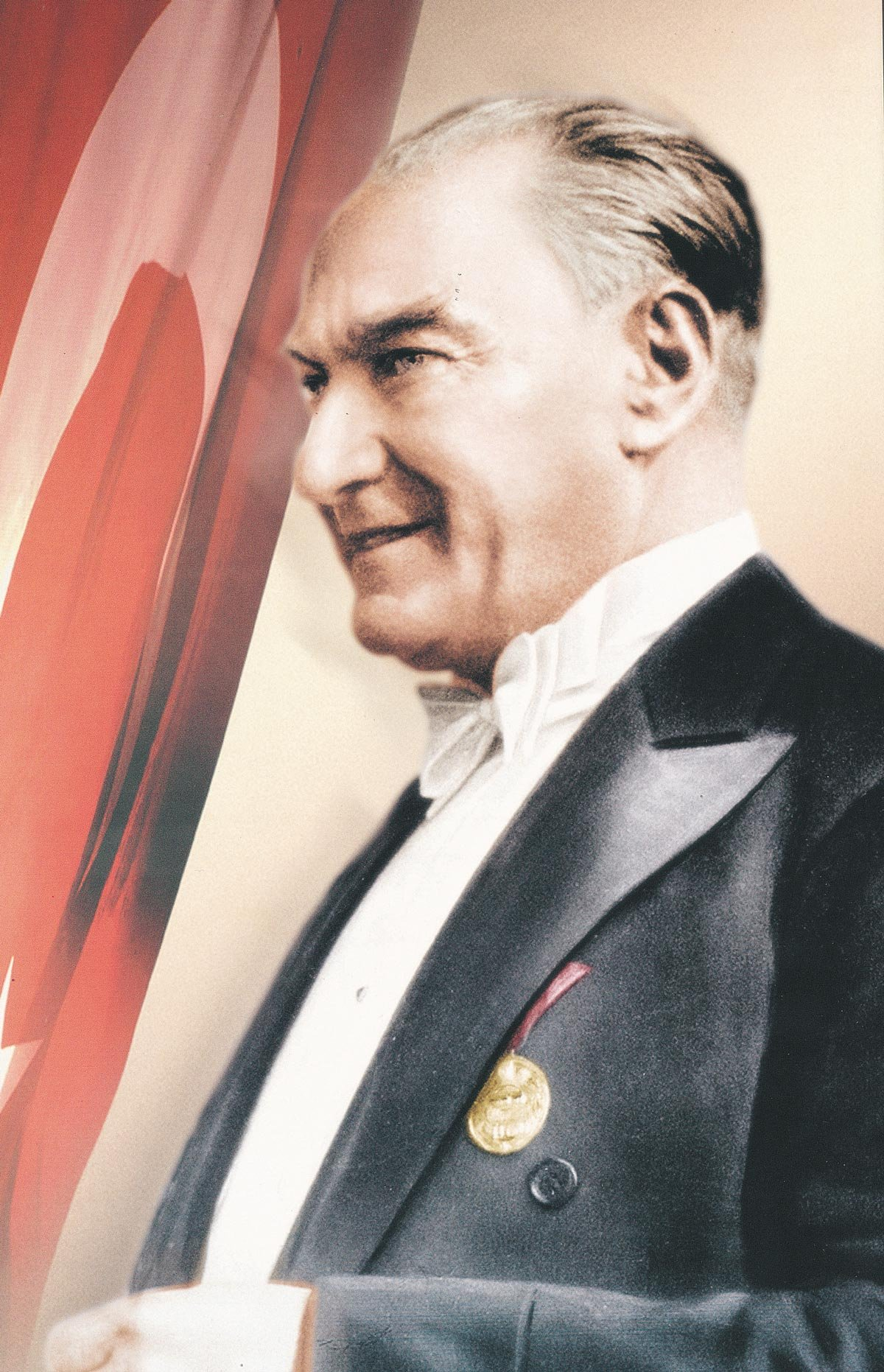 Atatürk'e sevgi seli