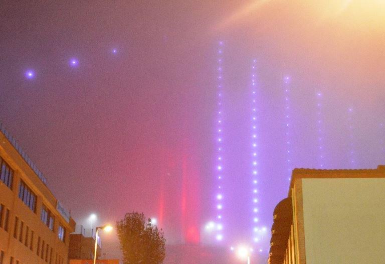 İstanbullular sisli güne uyandı