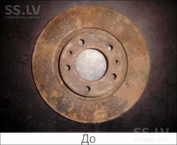 SS.LV Ремонт и запчасти - Тормозные колодки, замена, Цена ...