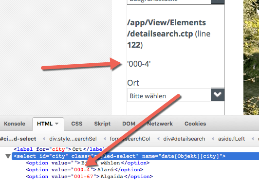 Cakephp 2.3: Html Form Select default value beeing ignored ...