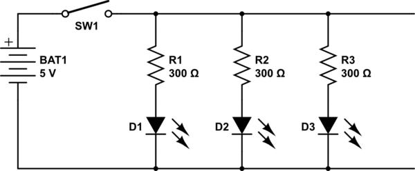 Building A Simple Led Circuit