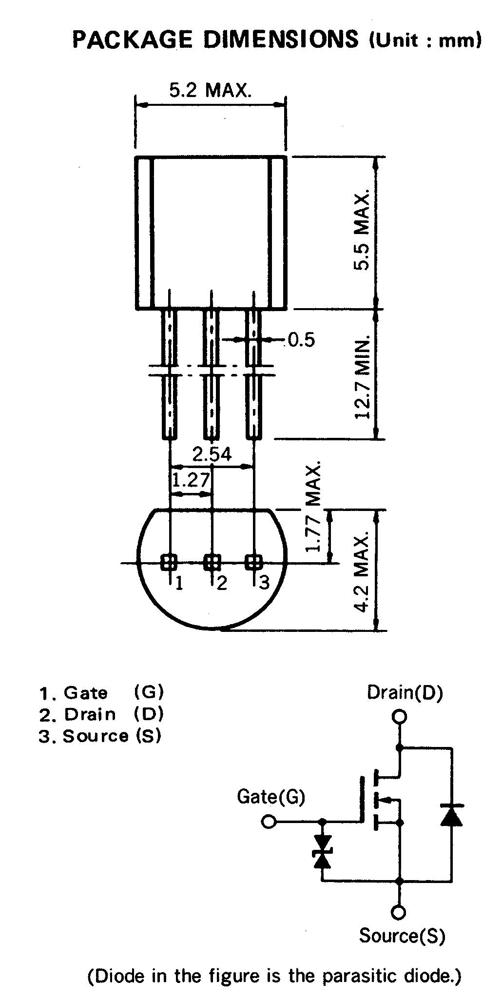Solucionado Pinout Del Transistor