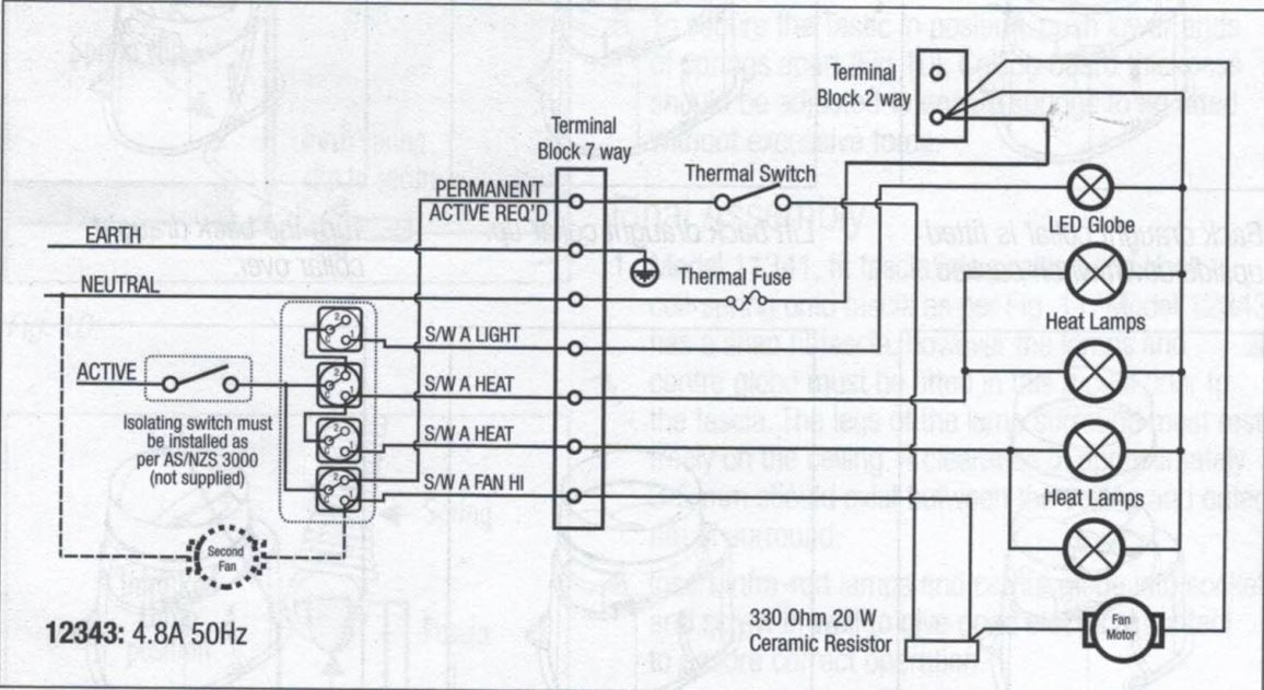 Fan Speed Control With Resistor