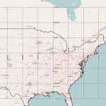Converting Latitude Longitude To Cartesian Coordinates Geographic Information Systems Stack Exchange