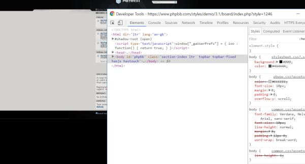 css - Black background-color after html element - Stack ...