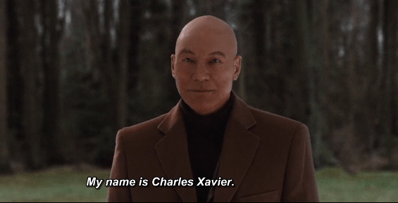 Znalezione obrazy dla zapytania xavier x men origins wolverine