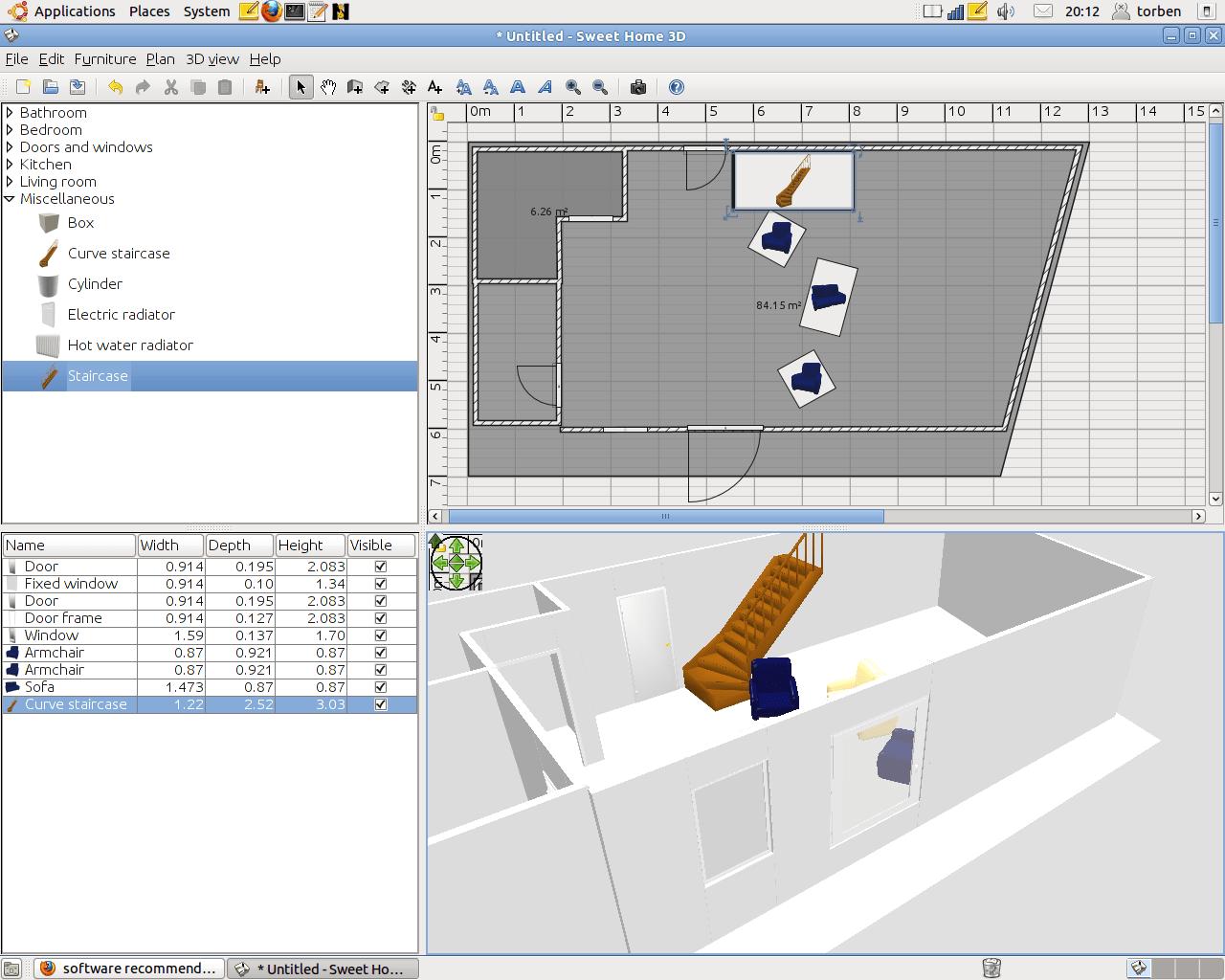 furniture plan software