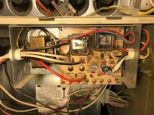Low speed furnace fan blower motor will not shut off