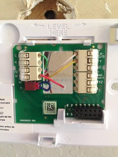 Where to connect c wire at furnace for Honeywell WiFI thermostat  Home Improvement Stack Exchange
