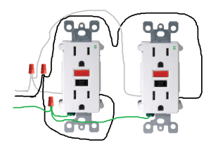 Advice Request: Installing a second outlet off of another