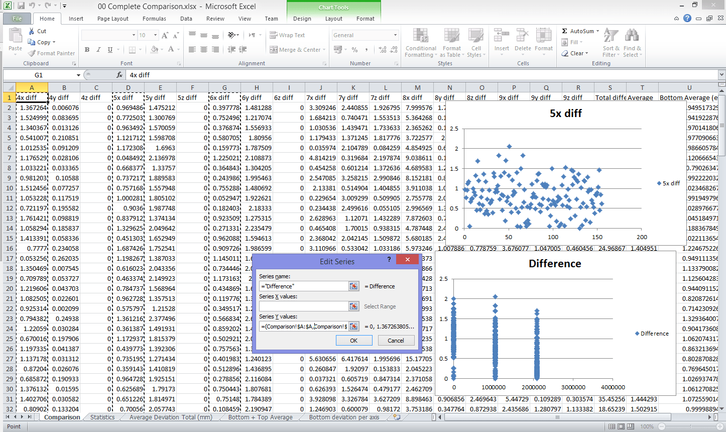 How Can I Plot Multiple Columns As A Single Continuous