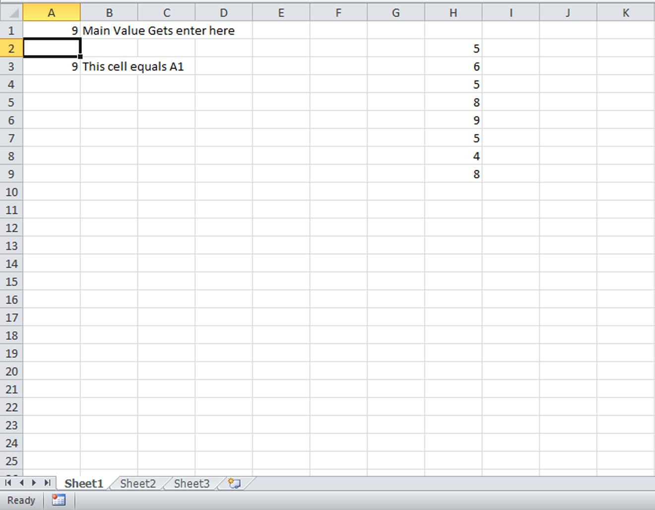 Excel Vba Byval Target As Range Does Not Update Target